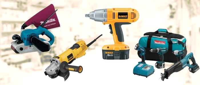 Electric & Cordless Tools