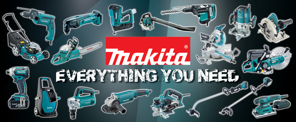 Makita Products Electric And Battery Powered Hand Tools
