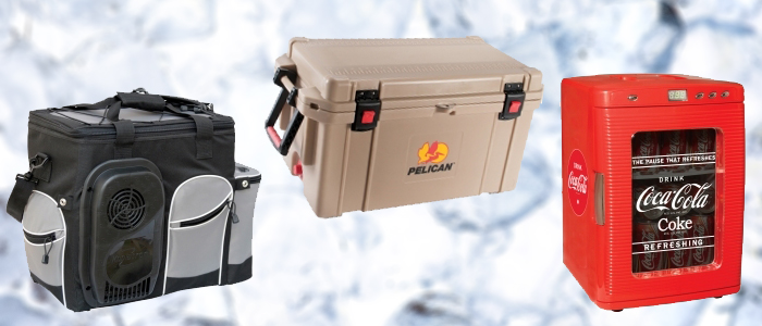 Coolers and Pelican Cooler Accessories