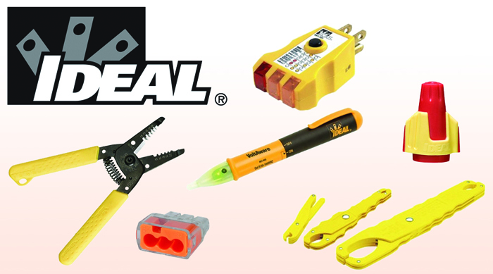 Ideal Electrical Tools and Products | Wholesale Wire Nuts and Testers